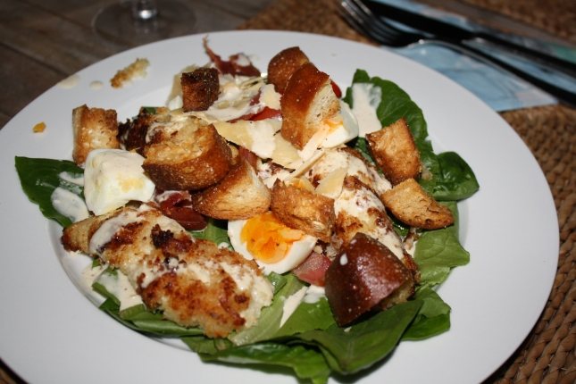 Ripe Caesar Salad